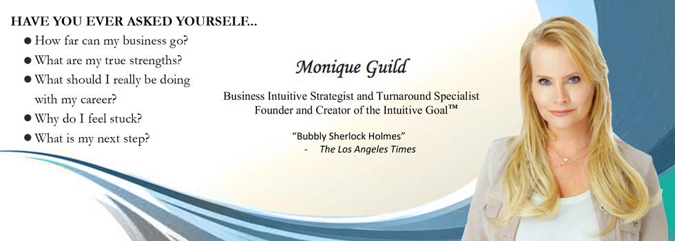 Monique Guild business strategy consultant