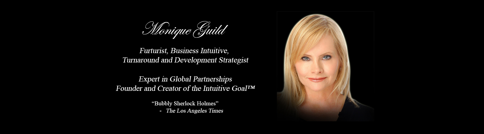 Monique Guild Business Futurist Strategist Business Turnaround Specialist